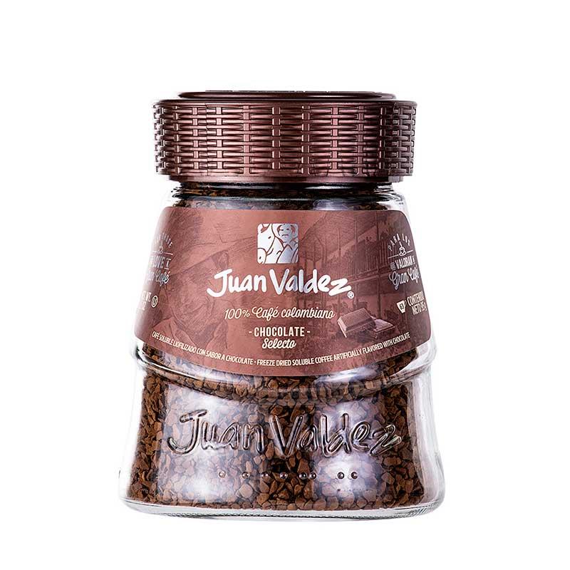 Café Liofilizado Sabor Chocolate